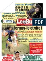LE BUTEUR PDF du 15/10/2012