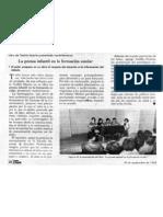 """""""La prensa infantil en la formación escolar"""", Gaceta UNAM"""