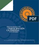 Participacion Ciudadana en Colombia