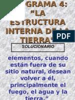 Geograma 4 Estructura Interna de La Tierra