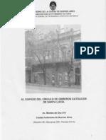 Informe DGPEIH 2011 - Montes de Oca 318