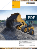 Catalogo Cargador Frontal 924hz Caterpillar