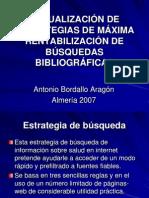 ACTUALIZACIÓN DE ESTRATEGIAS DE MÁXIMA RENTABILIZACIÓN DE BÚSQUEDAS