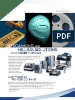 3D Solutions Brochure