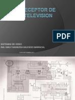 Receptor de Television Presentacion Diagrama Final