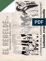 El Rebelde Sur Ed. Especial - Mayo 2008