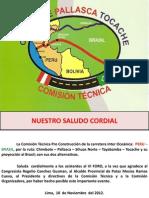 Interoceánica Perú Brasil