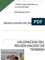 8-Valoracion Del Rn de Termino