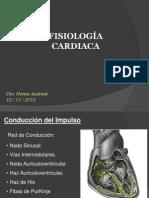 Fisiología Cardiaca