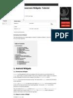 Android Widget Tutorial.pdf