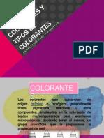Colorantes Naturales y Artificiales 1