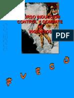 Curso Combate de Incendios