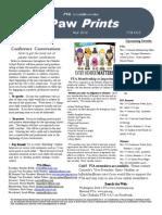PTA November 2012 Newsletter