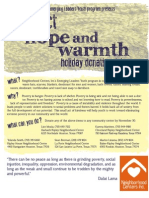 Project Hope and Warmth