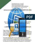 SERVICIO DE ALMACENAMIENTO Y ALOJAMIENTO EN LÍNEA-CLAUDIA MARGOT