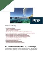 Prosperous Golden Age after Unrest -2
