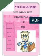 Actulizate Con La Union - Diana Carolina Gaitan
