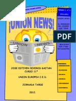 Union News - Jose Estiven Riveros