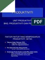 Dasar Produktiviti