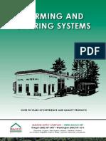 Forming and Shoring Catalog