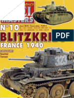 Steel Masters Thematiques 010 - Blitzkrieg France 1940