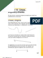 Lineas Angulos y Circulos
