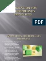Intoxicacion Por Antidepresivos Triciclicos