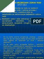 Prezentacija Za BZR