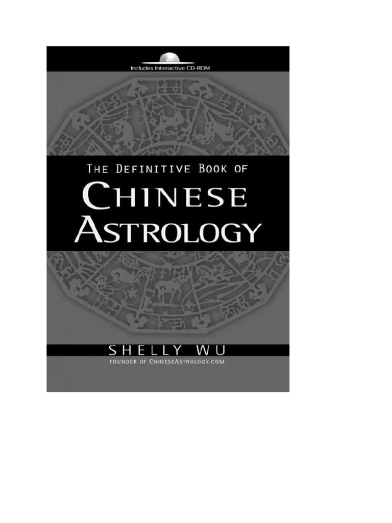 The definitive book of chinese astrology horoscope astrology fandeluxe Images