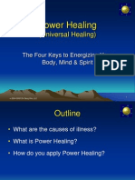 PowerHealing Power Point 17Slides 20050222