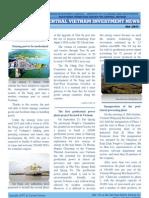 Central Vietnam Investment News October 2012