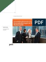"""Vortrag Christoph Röhr zum Thema """"Immobilienfinanzierung – Herausforderungen im  aktuellen Marktumfeld"""""""