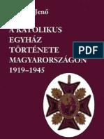 A katolikus egyház története Magyarországon
