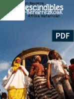 "Catálogo de la exposición fotográfica ""África en Navarra. Imprescindibles"""