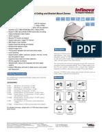 CCTV camera datasheet