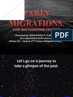 early migration