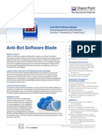 Anti Bot Datasheet