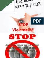 Stop Violentei- Cantoreanu Iulian2