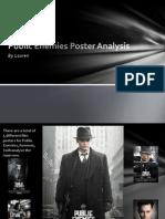 'Public Enemies' Film Poster Analysis
