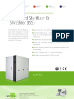 Medical Waste Solutions - Integrated Sterilizer Shredder PDF