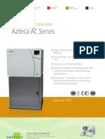 Medium Steam Sterilizers - Azteca AC Series PDF