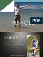 Harold Kip over Alpe dHuzes