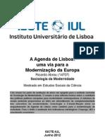 A Agenda de Lisboa