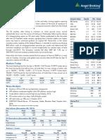 Market Outlook 15-11-12