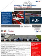 Formula Abarth Presentation 2013 (ITA)