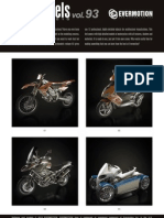 Archmodels Vol 93 Motors Cycle
