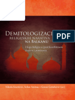 Demitologizacija religijskih narativa na Balkanu
