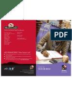 The Howard P. Rawlings Becas para el programa de excelencia en educación 2013-14  Guía de Beca