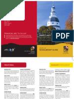 Maryland Legislative Senatorial & Delegate Scholarships 2013-14
