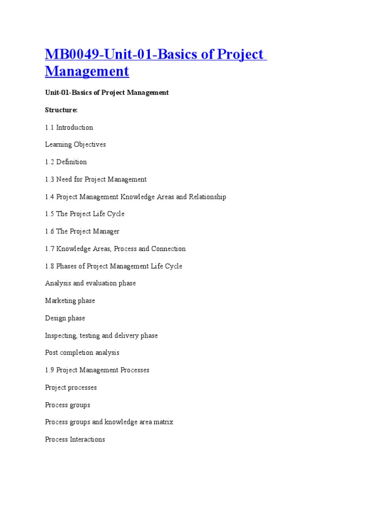 Earned value management a brief introduction annotated ebook array mb0049 ebook project management risk management rh scribd fandeluxe Images